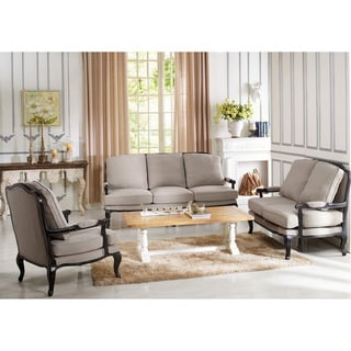 Baxton Studio Antoinette Classic Antiqued French Accent