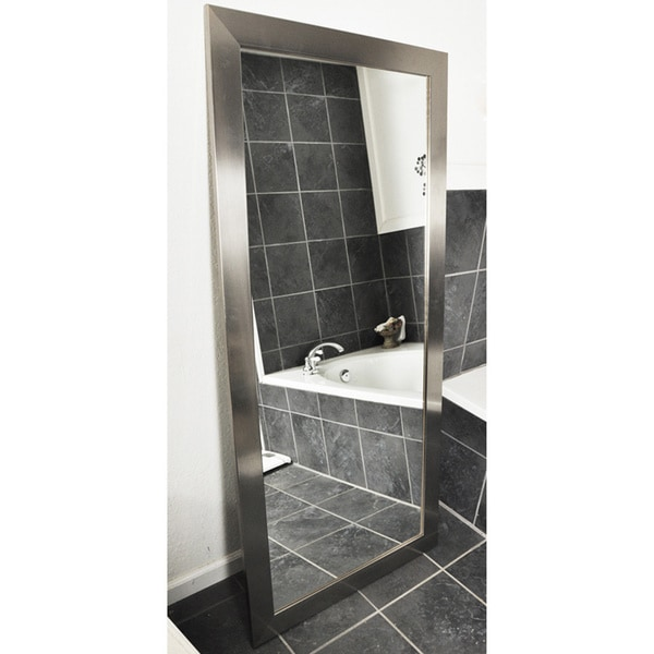 American Made Rayne Full Length Silver Mirror 16120319