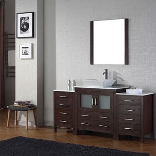 61 70 Inches Bathroom Vanities Overstock Shopping Single Amp Double Sink Vanities