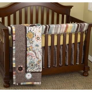 Cotton Tale Gypsy 4 Piece Crib Bedding Set 14381987