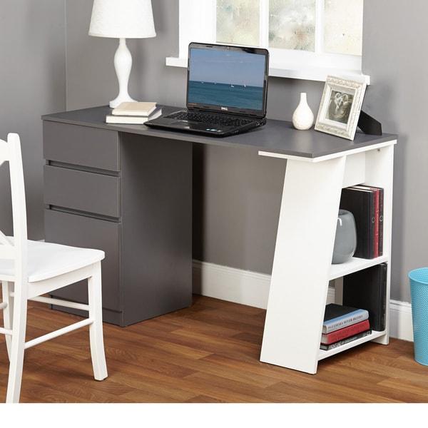Overstock Office Furniture: Simple Living Como Modern Writing Desk
