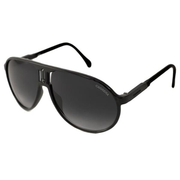 6834d5256ad5d Carrera Champion Rubber Men s  Unisex Aviator Sunglasses Carrera Sport  Sunglasses
