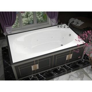 Royal A208b Whirlpool Bath Tub 10873670 Overstock Com