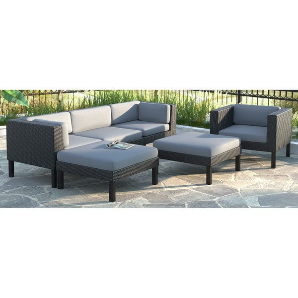 Fairmont designs venetzia 2piece sectional sofa with for Couch 600 euro