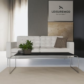 Safavieh Keelin Grey Black Coffee Table 16245672