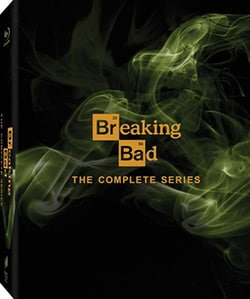Breaking bad the complete series blu ray disc p16180501