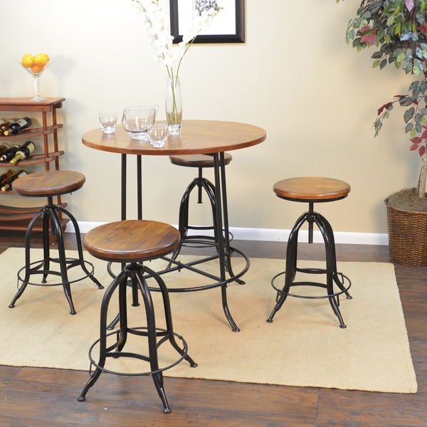 Overstock Bar Table: Hadley 36-inch Bar Table
