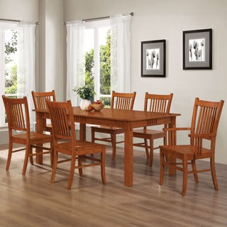 Solid Wood 30 Inch Square Dining Table 12356987