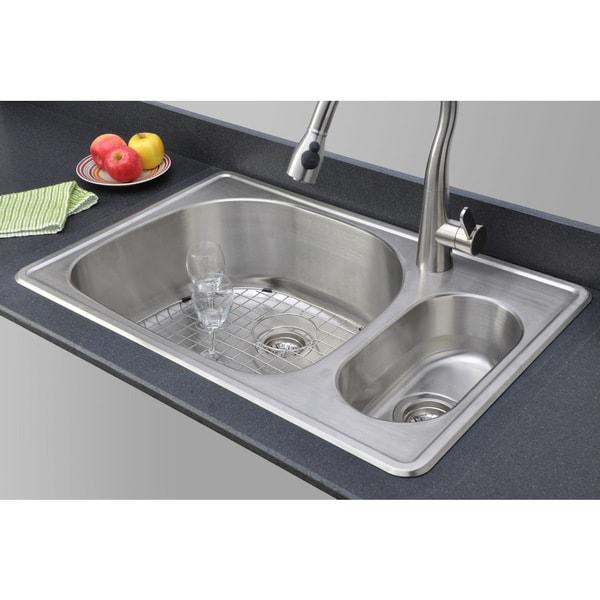 Overstock Kitchen Sinks