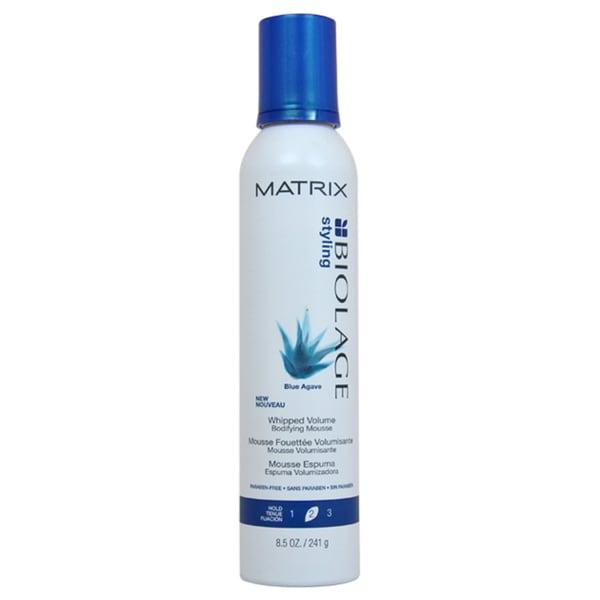 Matrix Biolage Styling Blue Agave Whipped Volume Bodifying