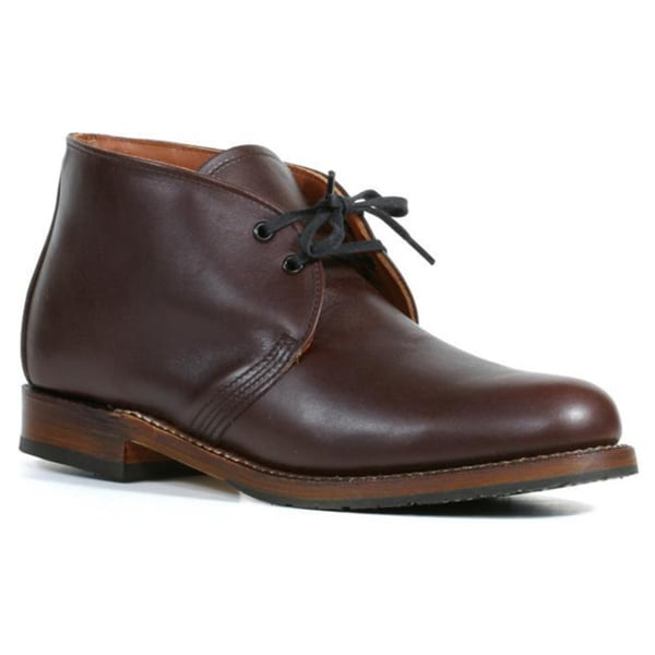Red Wing Heritage Men S Beckman Chukka Cigar Leather