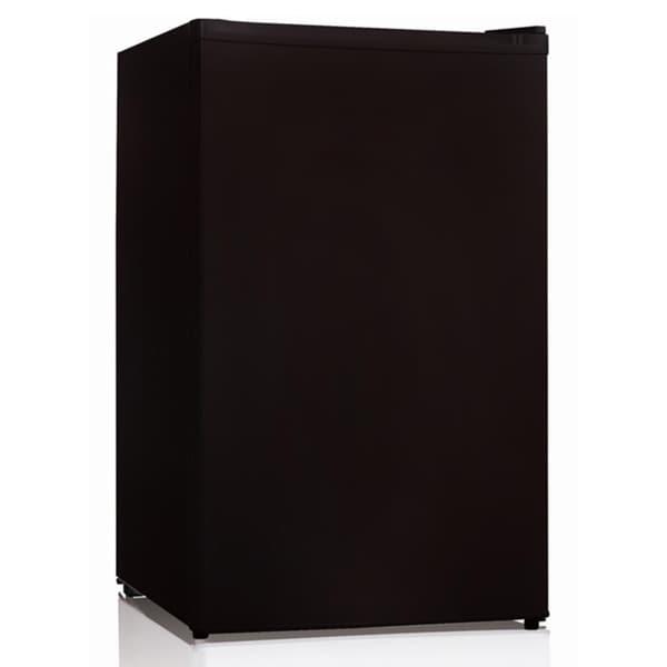 Midea Black 33 Cf Compact Refrigerator image