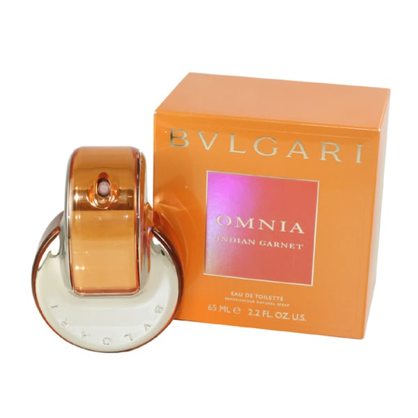 261e1d34f10  31.49 (Overstock.com). Bvlgari Omnia Indian Garnet Women s 2.2-ounce Eau  de Toilette Spray