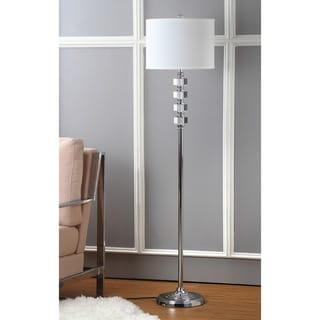 Baxter 62 Inch Chrome Finish Floor Lamp 14197418