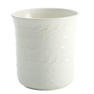 Mango Wood Utensil Vase Thailand 12739034 Overstock