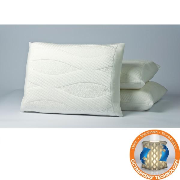 Dormeo Octaspring Evolution Memory Foam Pillow Overstock