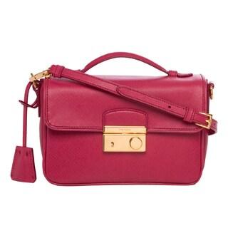 Prada Designer Store - Overstock.com Shopping - The Best Prices Online. Prada  BT0779 Tessuto Nylon Convertible Clutch Sling Bag  03ebbf75f67e3