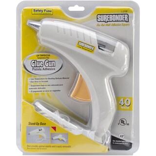 40W Full Size Glue Gun W/Safety Fuse-Low Temp