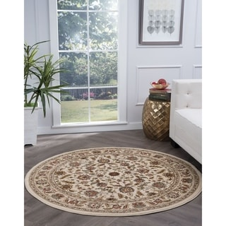 Traditional Round Oval Amp Square Area Rugs Overstock