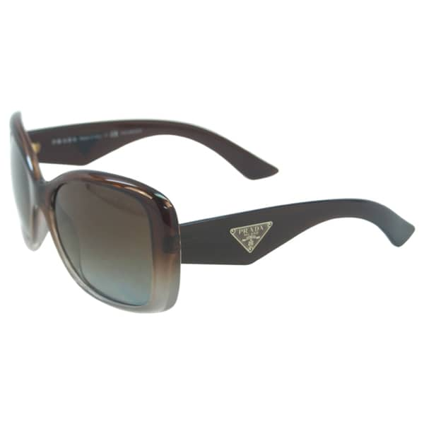 66a0dd43327b Prada Black Polarized Sunglasses