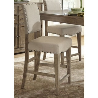 Counter Height Set Of 2 Bar Stools Overstock Shopping