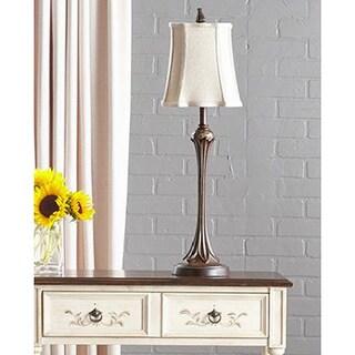 Tuscan Bronze Buffet Lamp