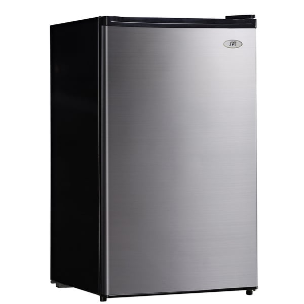 Spt Rf444ss Stainless Steel 44 Cu Ft Compact Refrigerator With Energy Star image