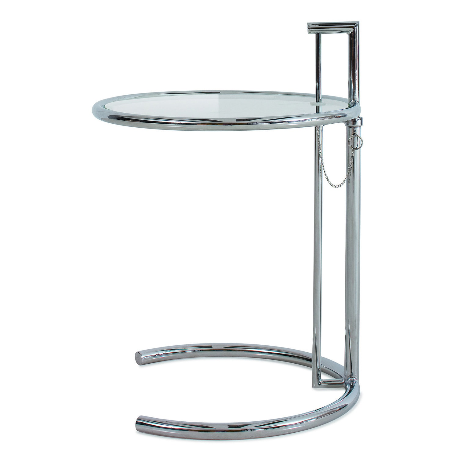 Orion Adjustable Height Side Table Overstock Shopping