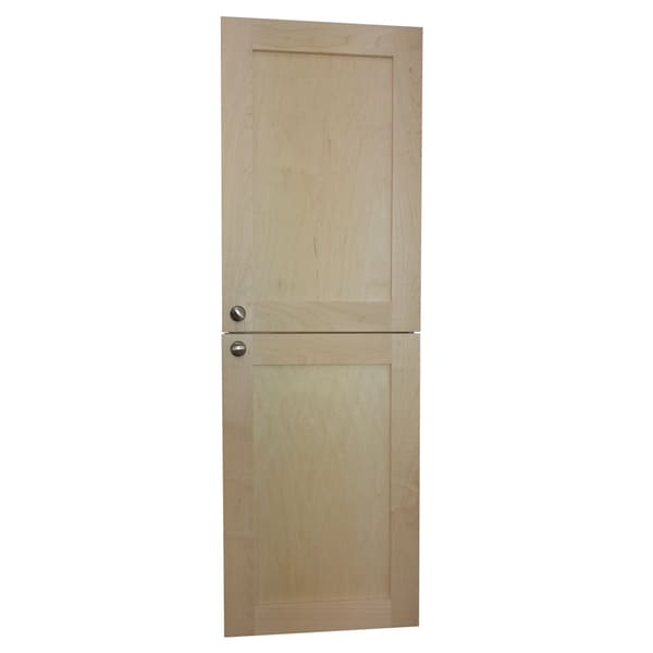 56 Inch Recessed In The Wall Frameless Pantry Medicine