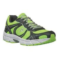 Women's Propet XV550 Lime/Grey Mesh/Synthetic
