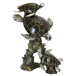 Sea Turtle Wall Art 12098272 Overstock Com Shopping