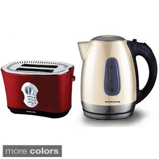 Ovente 1 7 Liter Stainless Steel Electric Kettle With 2250