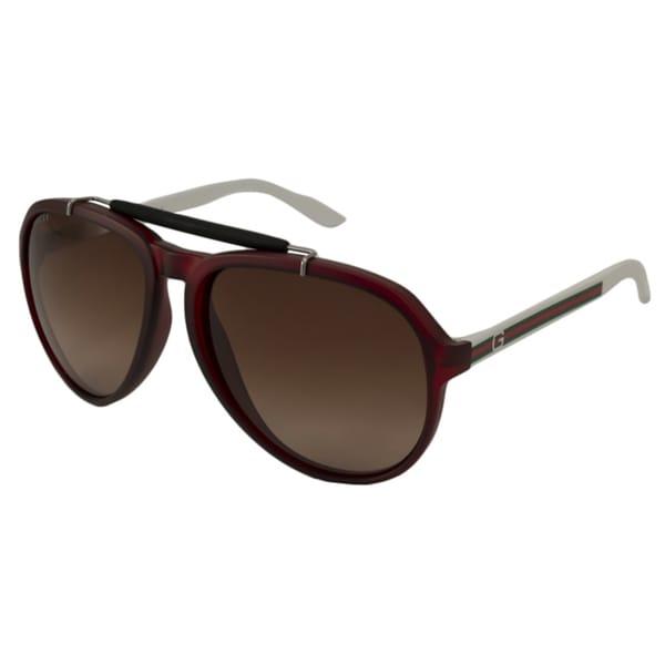 a17465b02ed Gucci Mens Gg 1951 s Aviator Sunglasses