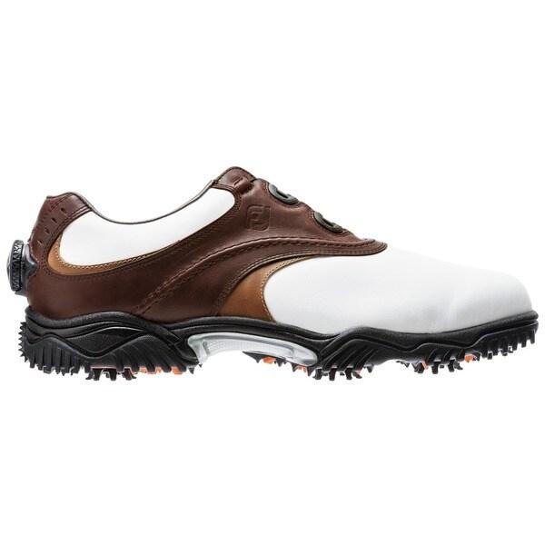 Footjoy Mens Contour Casual Saddle Spikeless Golf Shoes