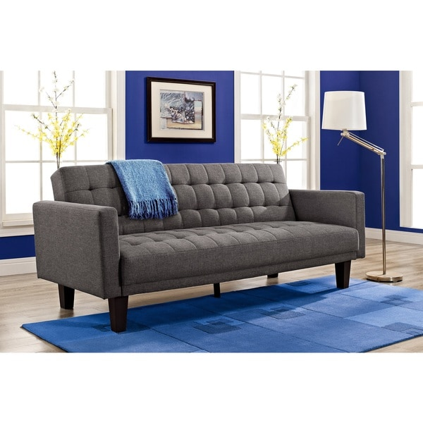 Sofa Bed Deals: DHP Sienna Futon Sofa Bed