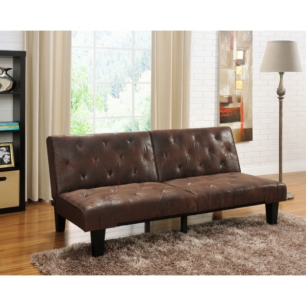 Sofa Bed Deals: DHP Venti Futon Sofa Bed