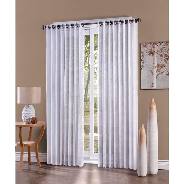 Ez Slide Vertical Blind Curtain Panel Overstock