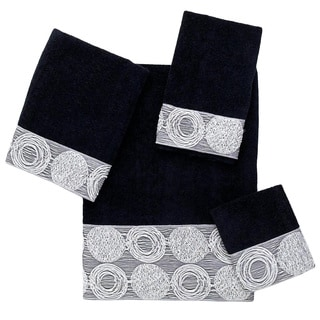 Avanti Bradford Embellished 4 Piece Towel Set 16332822
