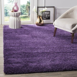Purple Shag Area Rugs Overstock Shopping Decorate Your