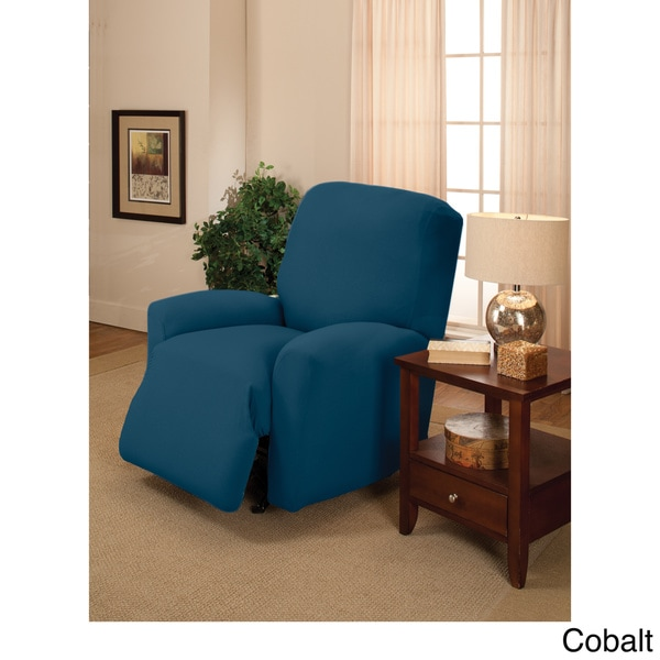 Large Stretch Jersey Recliner Slipcover Overstock