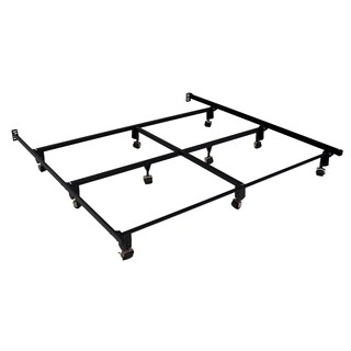 Serta Stabl Base Ultimate Bed Frame Cal King With Wheels