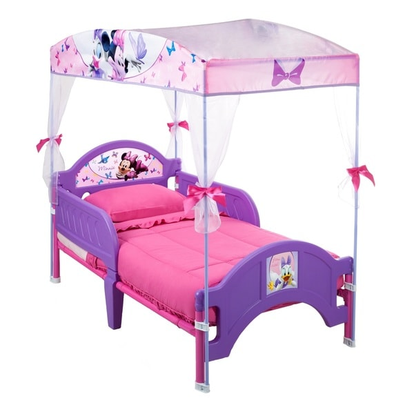 Toddler Bed Offers: Bed Canopy
