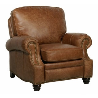 Brown Leather Recliner Chairs Amp Rocking Recliners Shop