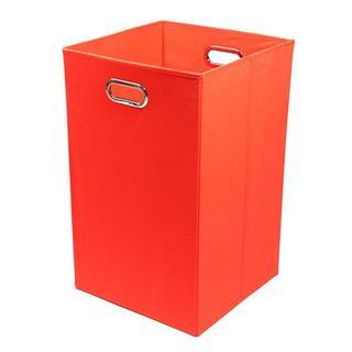 Whitmor Supreme Canvas Steel 3 Compartment Laundry Sorter