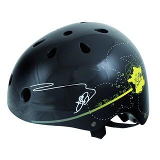Black Tour Freestyle Helmet