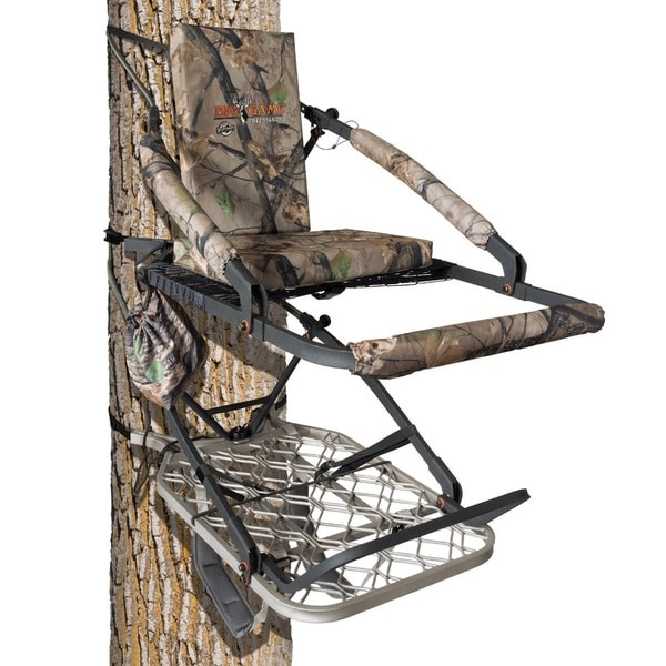 Ameristep Grizzly Climbing Tree Stand 9500 22x30
