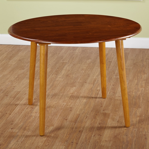 Deals On Dining Tables: Simple Living Florence Two-toned Dining Table