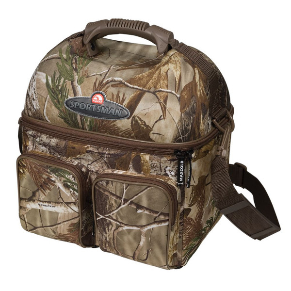 Igloo 22 Can Realtree Hard Top Gripper Cooler Overstock