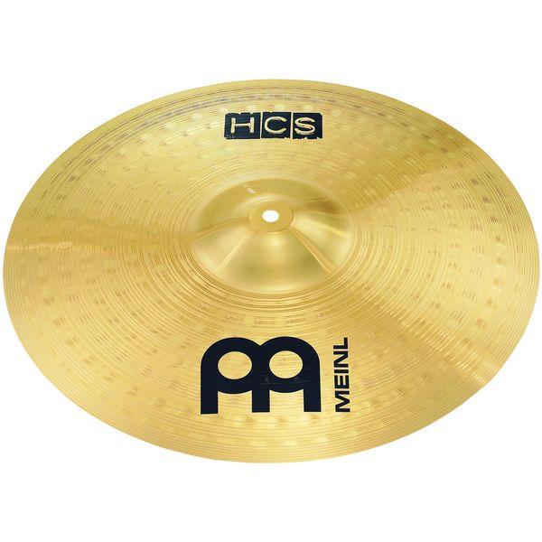 meinl cymbals hcs18cr 18 inch hcs traditional crash ride cymbal 16366315. Black Bedroom Furniture Sets. Home Design Ideas