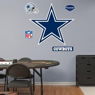 Fathead Dallas Cowboys Logo Wall Decals 16371805